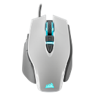 Corsair M65 RGB ELITE Tunable FPS Gaming Mouse - White