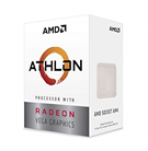 CPU AMD Ryzen Athlon 220GE 3.4 GHz / 5MB / 2 cores 4 threads / Radeon Vega 3 / socket AM4 / 35W