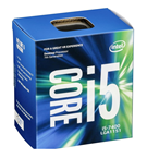 CPU Intel Core i5-7400 3.0 GHz / 6MB / HD 600 Series Graphics / Socket 1151