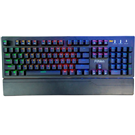 Keyboard Cooler Master QuickFire Ultimate Blue Switchs/Led Blue - SGK-4011-GKCL2-US