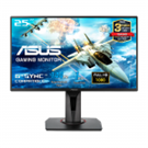 Màn Hình Gaming ASUS VG258Q 25 144Hz 1ms G-SYNC Compatible, Adaptive-Sync Full HD 2 Loa FreeSync