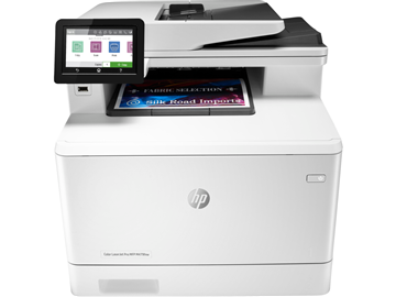 MÁY IN LASER HP COLOR LJ PRO MFP M181FW (T6B71A)