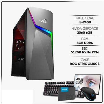 PC ASUS ROG Strix GL10CS-VN023T