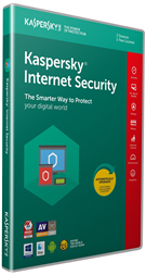 Phần mềm diệt virus Kaspersky Internet Security (1 license)