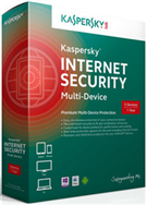 Phần mềm diệt virus Kaspersky Internet Security Multi-Device