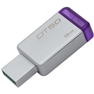 USB Kingston 8 GB - USB 3.1 - (DT50)